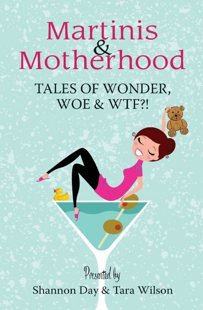 "I have an essay, ""Purse Person, Plural,"" in this anthology. Please buy a copy! Buy twenty! Great gift for a baby shower! Your mother-in-law! Yourself! And how I have to stop because I used up all the exclamation points! It's available on Amazon."