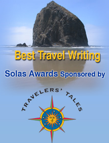 "Solas Best Travel Writing Awards 2015, Honorable Mention ""Nice Day for a White Wedding"""
