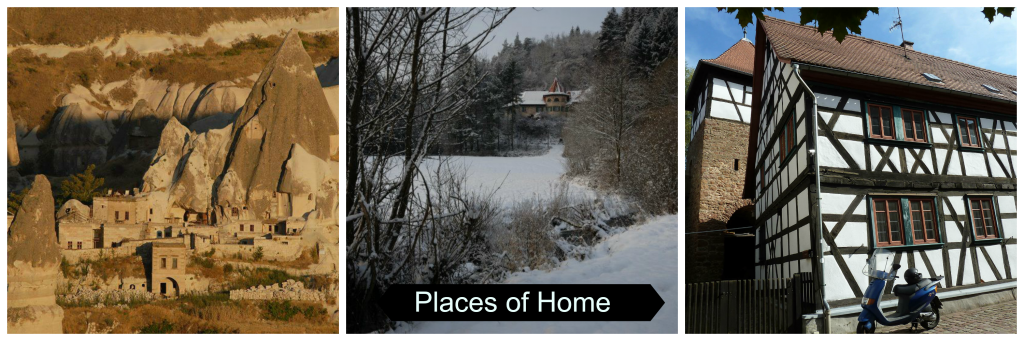 Andus Places of Home I